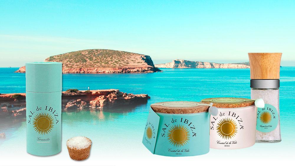 Sal de Ibiza en sabority