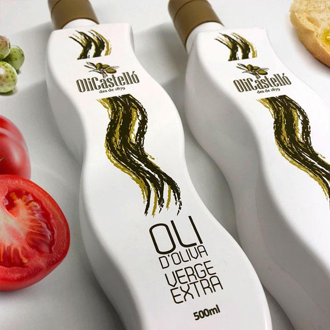 Aceite de Oliva Premium Gourmet Castelló Alsina