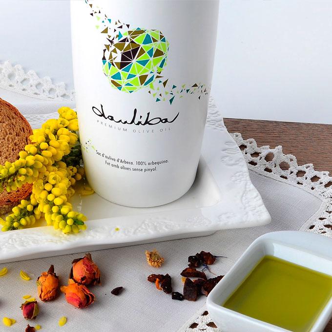 Aceite de Oliva Dauliba Gourmet Premium