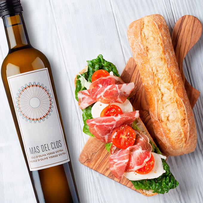 Aceite de Oliva Mas del Clos Gourmet Premium