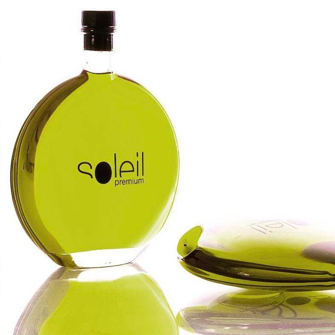 Aceite de oliva gourmet premium OliSoleil