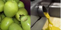 Aceitunas arbequinas sin hueso