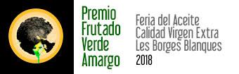 Premio Frutado Verde Amargo