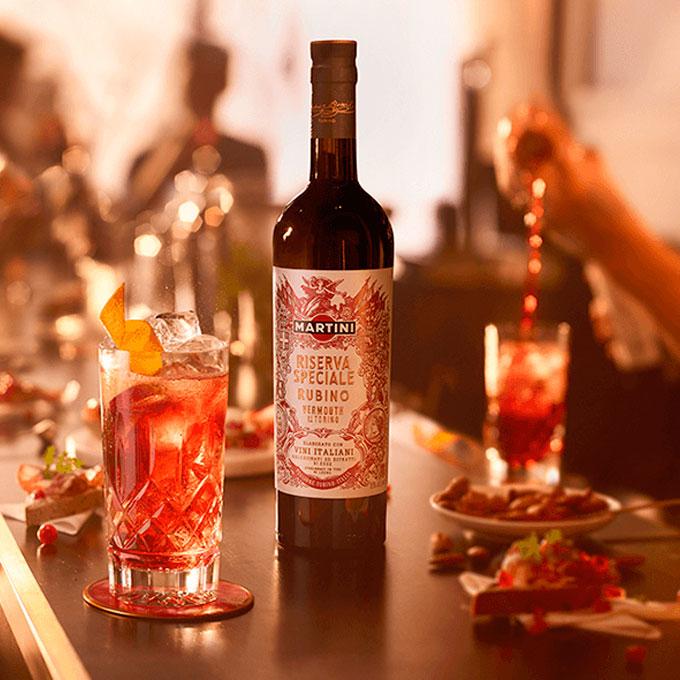 Vermut Rubino Martini