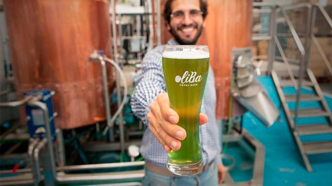 Ivan Caelles impulsor de Oliba Green Beer