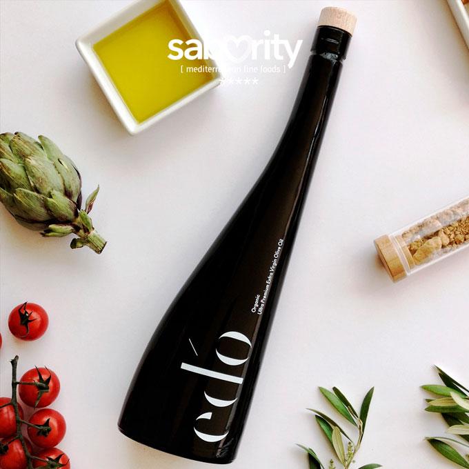 Aceite de Oliva Ed'o Ecológico Gourmet Ultra Premium