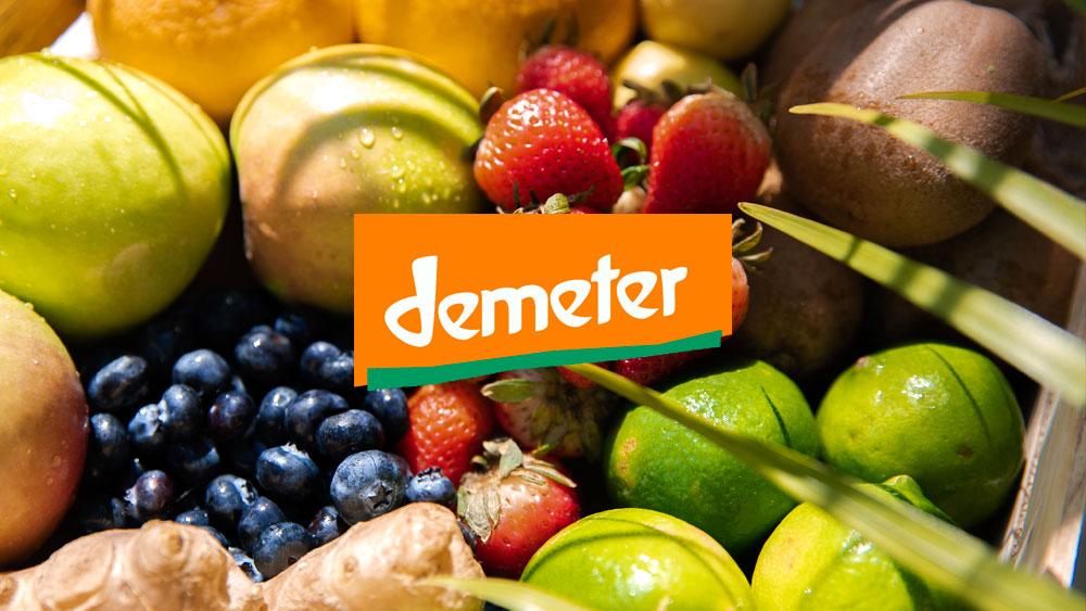 Certificación Demeter