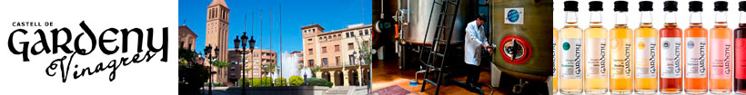 Vinagres Badia - Castell de Gardeny