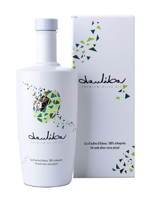 Aceite de oliva Dauliba con estuche regalo